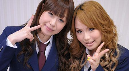 Aya and Yukina a1